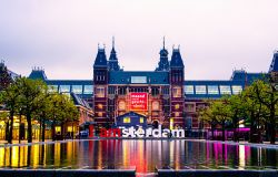 Trip to Amsterdam - 8th March 2018
