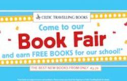 Celtic Travelling Book Fair