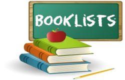 Booklists - Sept 2018